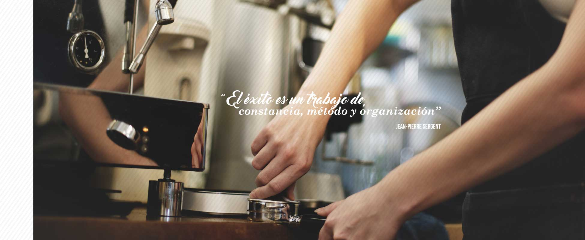 Formación café